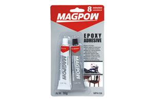 8 Minutes Rapid Carbon Black Epoxy Adhesive