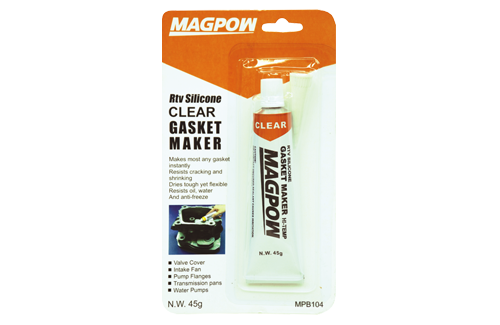 Clear Gasket Maker