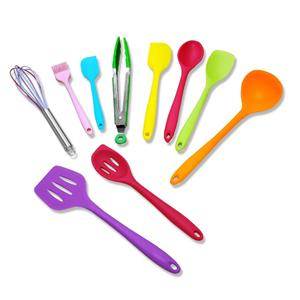 Silicone Kitchen Utensil Set HY-KW-002
