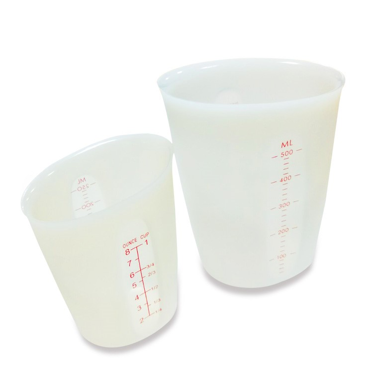 Silicone Measuring Cups Manufacturers, Silicone Measuring Cups Factory, Supply Silicone Measuring Cups