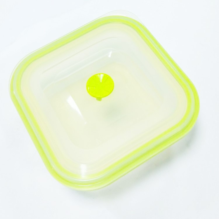 Silicone Lunch Box HY-TW-005 Manufacturers, Silicone Lunch Box HY-TW-005 Factory, Supply Silicone Lunch Box HY-TW-005