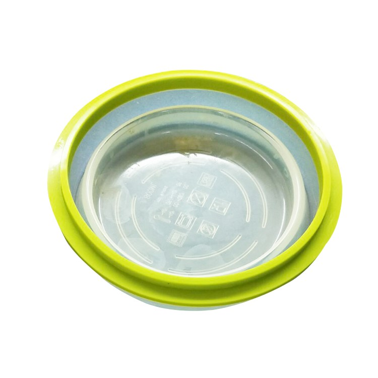 Silicone Lunch Box HY-TW-006 Manufacturers, Silicone Lunch Box HY-TW-006 Factory, Silicone Lunch Box HY-TW-006