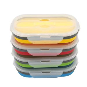 Silicone Lunch Box HY-FC-21