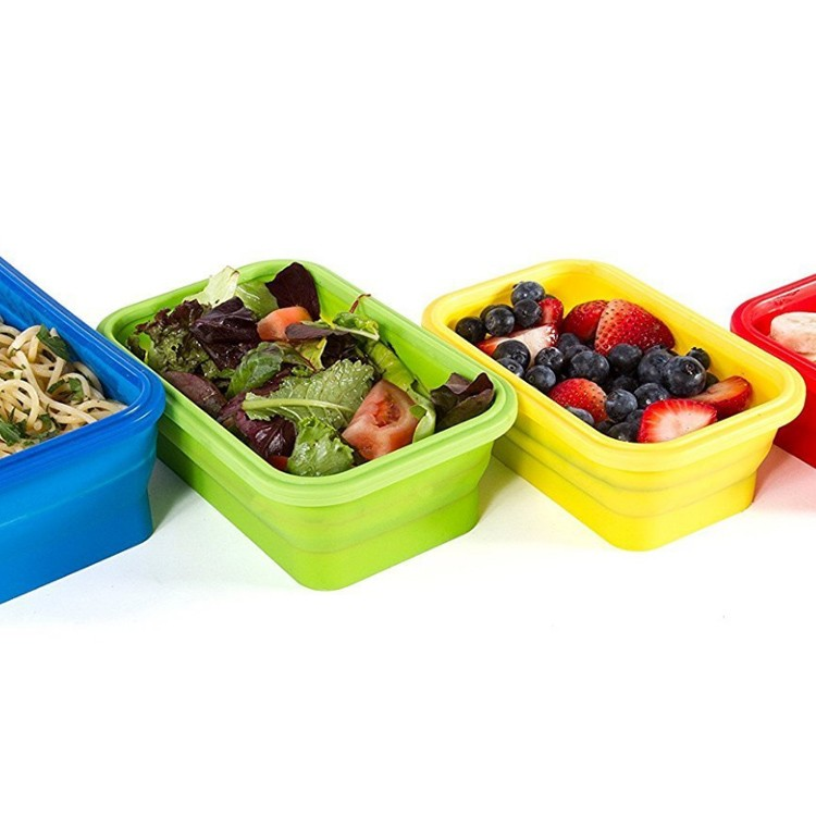 Silicone Lunch Box HY-FC-21 Manufacturers, Silicone Lunch Box HY-FC-21 Factory, Supply Silicone Lunch Box HY-FC-21