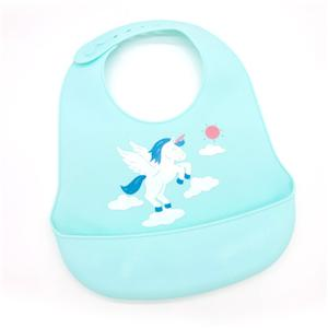 Silicone Baby Bibs-HY-BB-01