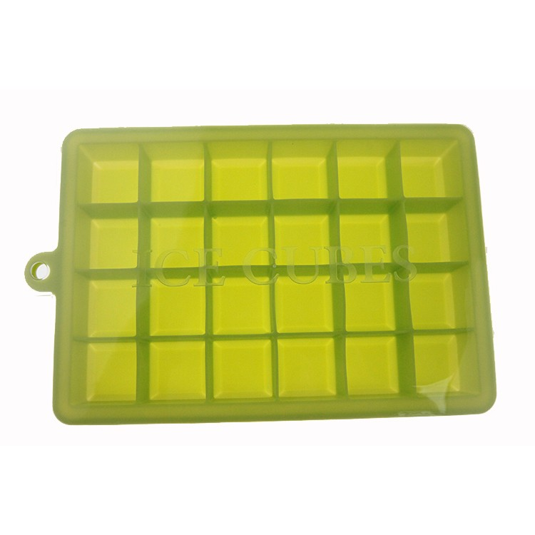 24 cavity silicone ice cube-HY-SI-05 Manufacturers, 24 cavity silicone ice cube-HY-SI-05 Factory, Supply 24 cavity silicone ice cube-HY-SI-05