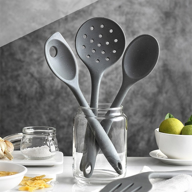 silicone kitchenware Cooking Utensil Set-HY-KC-01 Manufacturers, silicone kitchenware Cooking Utensil Set-HY-KC-01 Factory, Supply silicone kitchenware Cooking Utensil Set-HY-KC-01