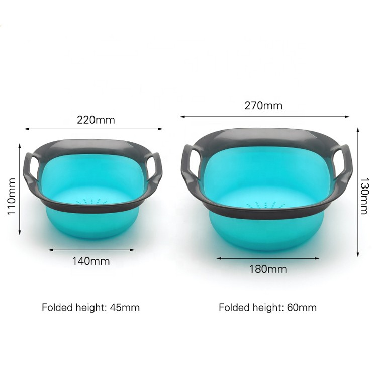 Kitchen Silicone Folding Filter Water Drain Basket-HY-SB-01 Manufacturers, Kitchen Silicone Folding Filter Water Drain Basket-HY-SB-01 Factory, Kitchen Silicone Folding Filter Water Drain Basket-HY-SB-01