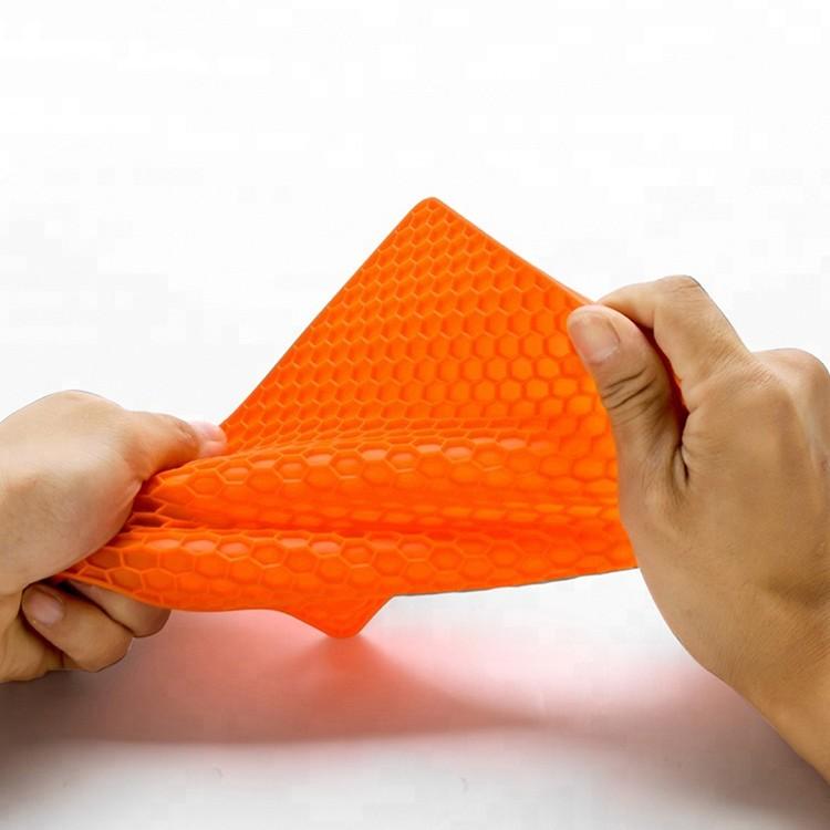 Non Slip Flexible Heat Resistant Silicone Pot Holder/ Trivet Mat / Coaster / Placemat / Hot Pad-HY-SM-03 Manufacturers, Non Slip Flexible Heat Resistant Silicone Pot Holder/ Trivet Mat / Coaster / Placemat / Hot Pad-HY-SM-03 Factory, Non Slip Flexible Heat Resistant Silicone Pot Holder/ Trivet Mat / Coaster / Placemat / Hot Pad-HY-SM-03