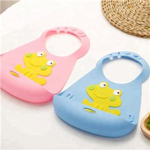 Silicone Baby Bibs-HY-BB-07