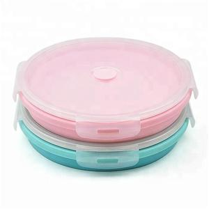 Silicone Lunch Box HY-FC-22
