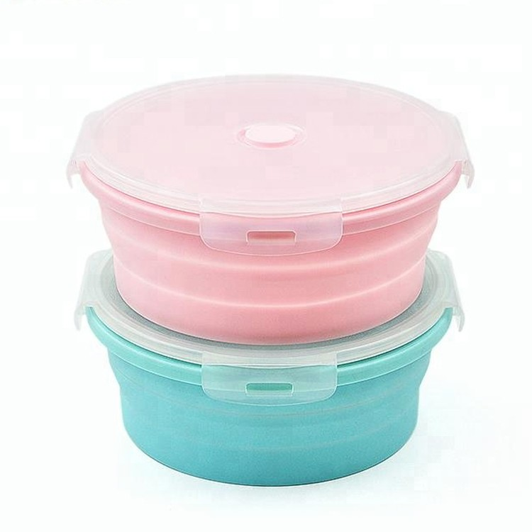 Silicone Lunch Box HY-FC-22 Manufacturers, Silicone Lunch Box HY-FC-22 Factory, Silicone Lunch Box HY-FC-22