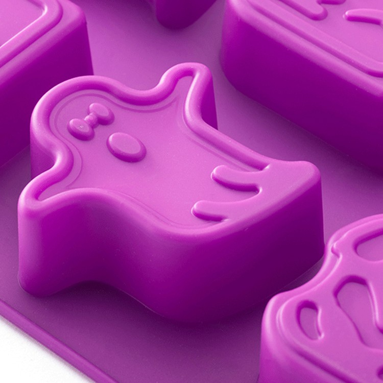 Halloween Ghost Wholesale 3D Baking Silicone Cake Molds HY-MD-20 Manufacturers, Halloween Ghost Wholesale 3D Baking Silicone Cake Molds HY-MD-20 Factory, Halloween Ghost Wholesale 3D Baking Silicone Cake Molds HY-MD-20