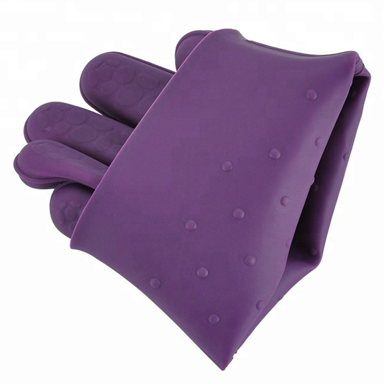 Silicone BBQ Grill Baking Gloves Heat Resistant Glove-HY-SG-07 Manufacturers, Silicone BBQ Grill Baking Gloves Heat Resistant Glove-HY-SG-07 Factory, Supply Silicone BBQ Grill Baking Gloves Heat Resistant Glove-HY-SG-07