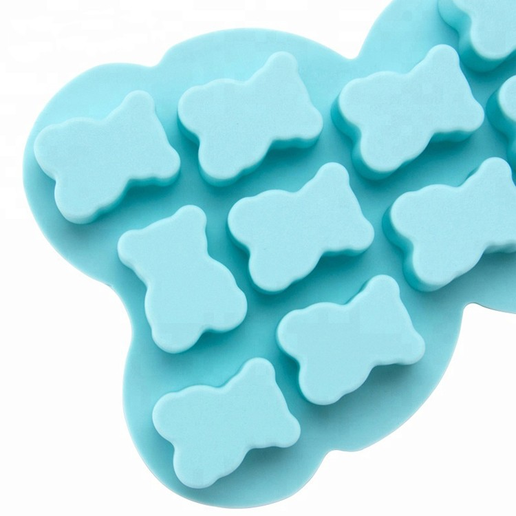 Bear shape Silicone Chocolate Molds-HY-MD-35 Manufacturers, Bear shape Silicone Chocolate Molds-HY-MD-35 Factory, Supply Bear shape Silicone Chocolate Molds-HY-MD-35
