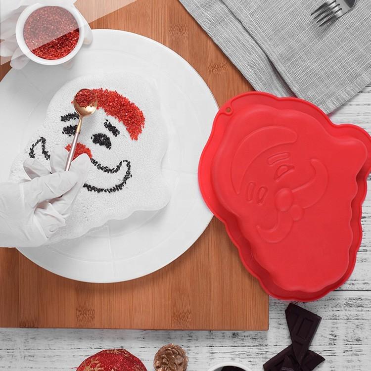 FDA Christmas Tree Cake Mould Silicone Baking Mold-43 Manufacturers, FDA Christmas Tree Cake Mould Silicone Baking Mold-43 Factory, Supply FDA Christmas Tree Cake Mould Silicone Baking Mold-43