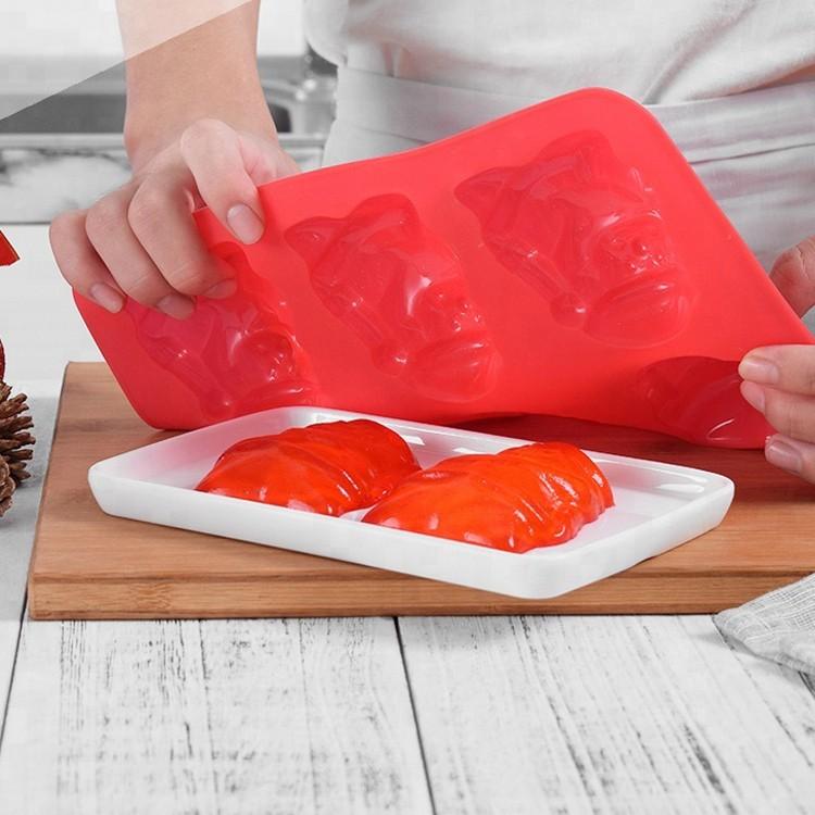 FDA Christmas Tree Cake Mould Silicone Baking Mold-44 Manufacturers, FDA Christmas Tree Cake Mould Silicone Baking Mold-44 Factory, Supply FDA Christmas Tree Cake Mould Silicone Baking Mold-44