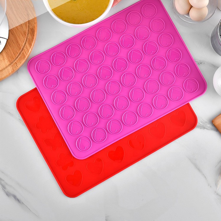 Heat Resistant Macaron cake Silicone Chocolate Molds-HY-MD-46 Manufacturers, Heat Resistant Macaron cake Silicone Chocolate Molds-HY-MD-46 Factory, Supply Heat Resistant Macaron cake Silicone Chocolate Molds-HY-MD-46