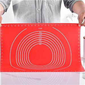 5 Pcs Durable Large Silicone Non-Stick Baking Mat with Measurements-HY-FM-10