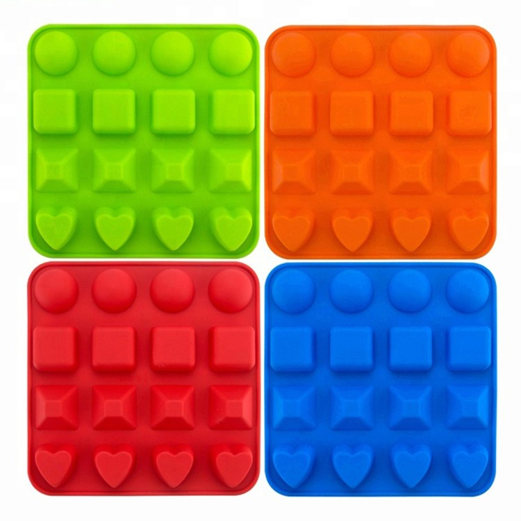 Silicone Mold Colourful Ice Cube-HY-MD-48 Manufacturers, Silicone Mold Colourful Ice Cube-HY-MD-48 Factory, Silicone Mold Colourful Ice Cube-HY-MD-48