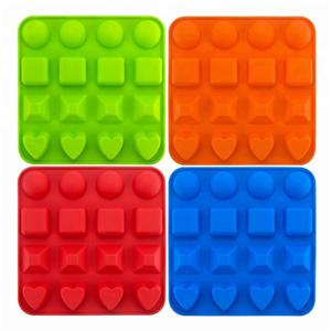 Silicone Mold Colourful Ice Cube-HY-MD-48