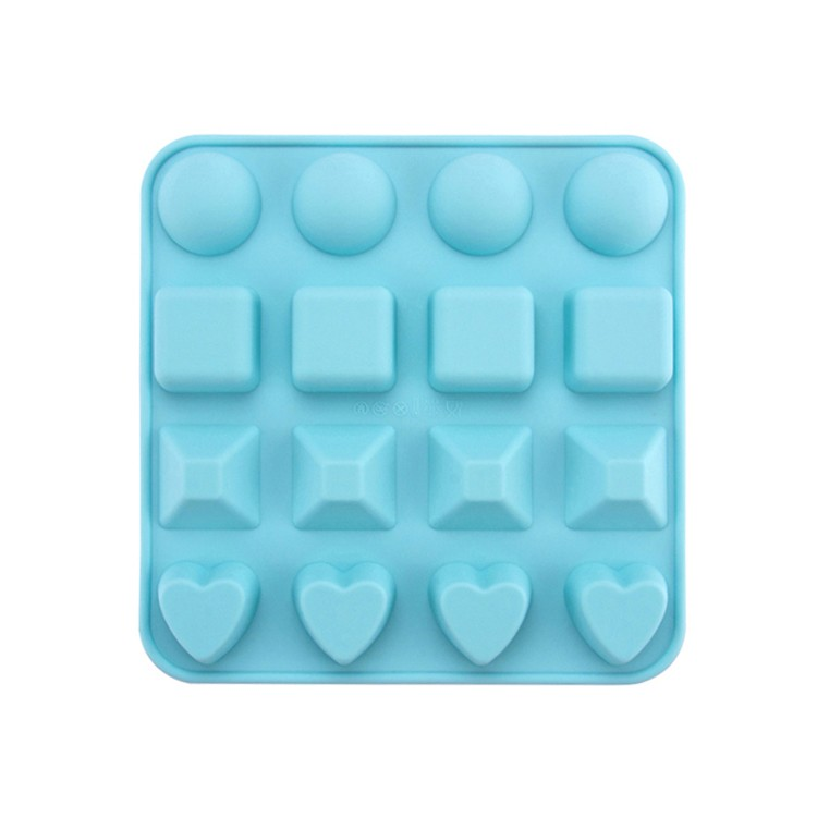 Silicone Mold Colourful Ice Cube-HY-MD-48 Manufacturers, Silicone Mold Colourful Ice Cube-HY-MD-48 Factory, Supply Silicone Mold Colourful Ice Cube-HY-MD-48