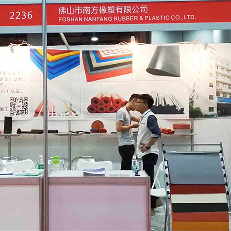 Foshan Nanfang Attended The 2018 April Caton Fair