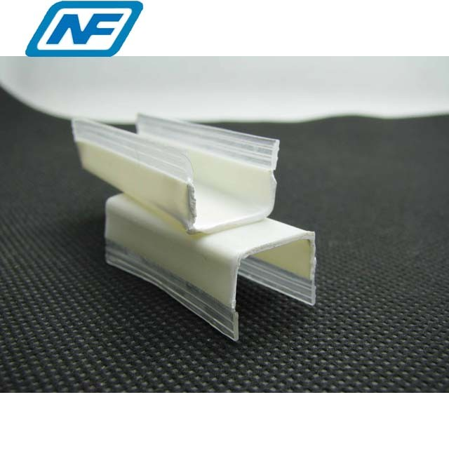 Rigid Plastic Sealing Strip