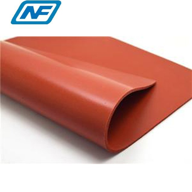Smooth Surface Silicone Sponge Sheet