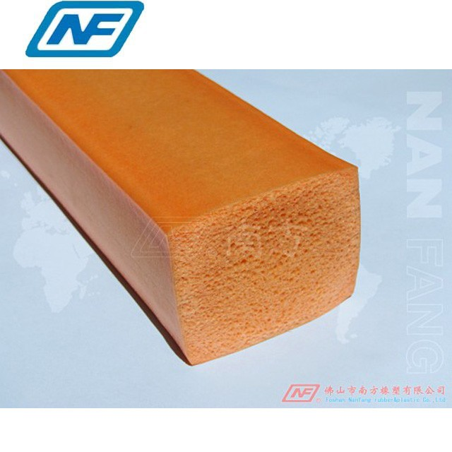 Silicone Foam Profile