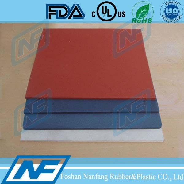 Closed Cell Silicone Sponge Board