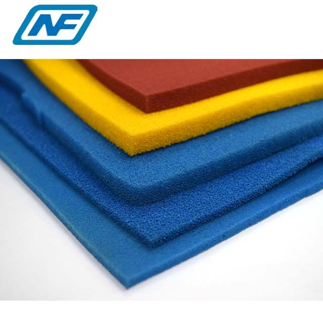 Open Cell Silicone Sponge Board