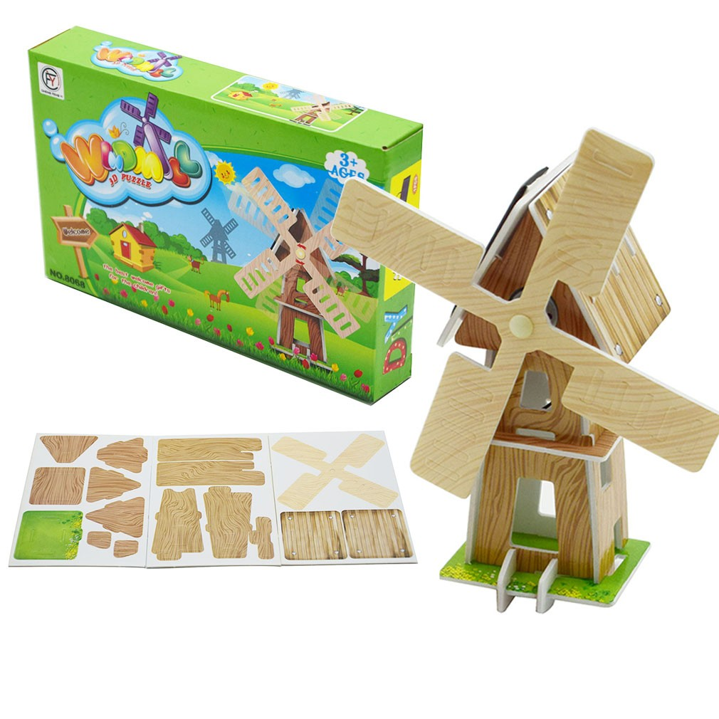 Supply Wholesale Diy Solar Toys Purchase High Quality Factory Bullet Train Educational Kit Windmill