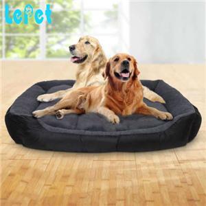 공장 공급 큰 빨 수있는 애완 동물 소파 개 침대