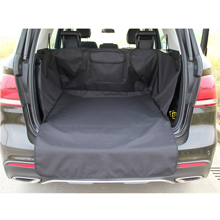 Factory Wholesale Pet Cargo Cover For SUV Dog Cargo Liners