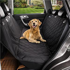 Waterproof Car Seat Cover Pet Car Seat Protector