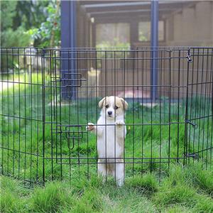 애완 동물 운동 펜 강아지 플레이 펜