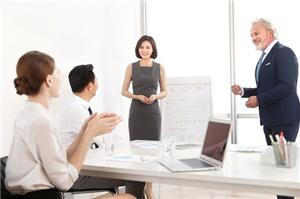 Professional Sales Team