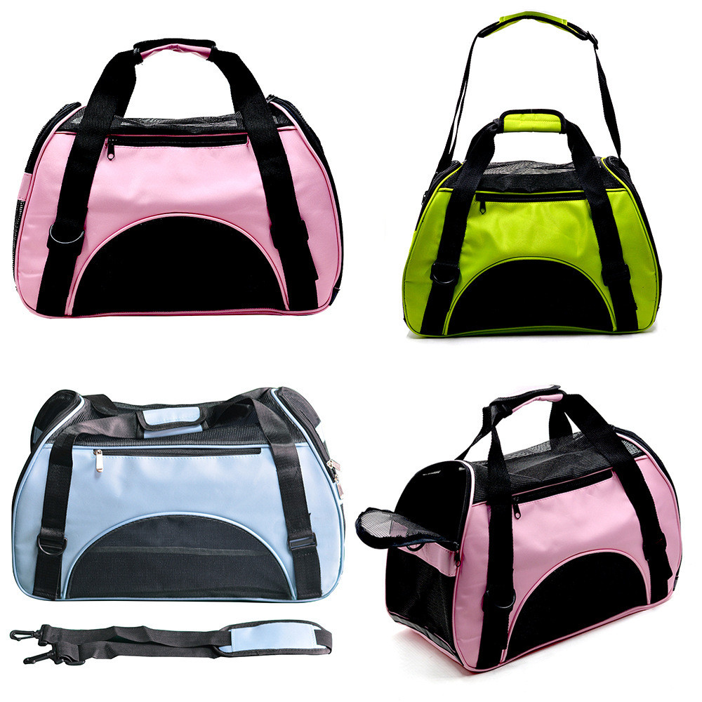 Travel Deluxe Airline Approved Soft Sided Pet Carrier