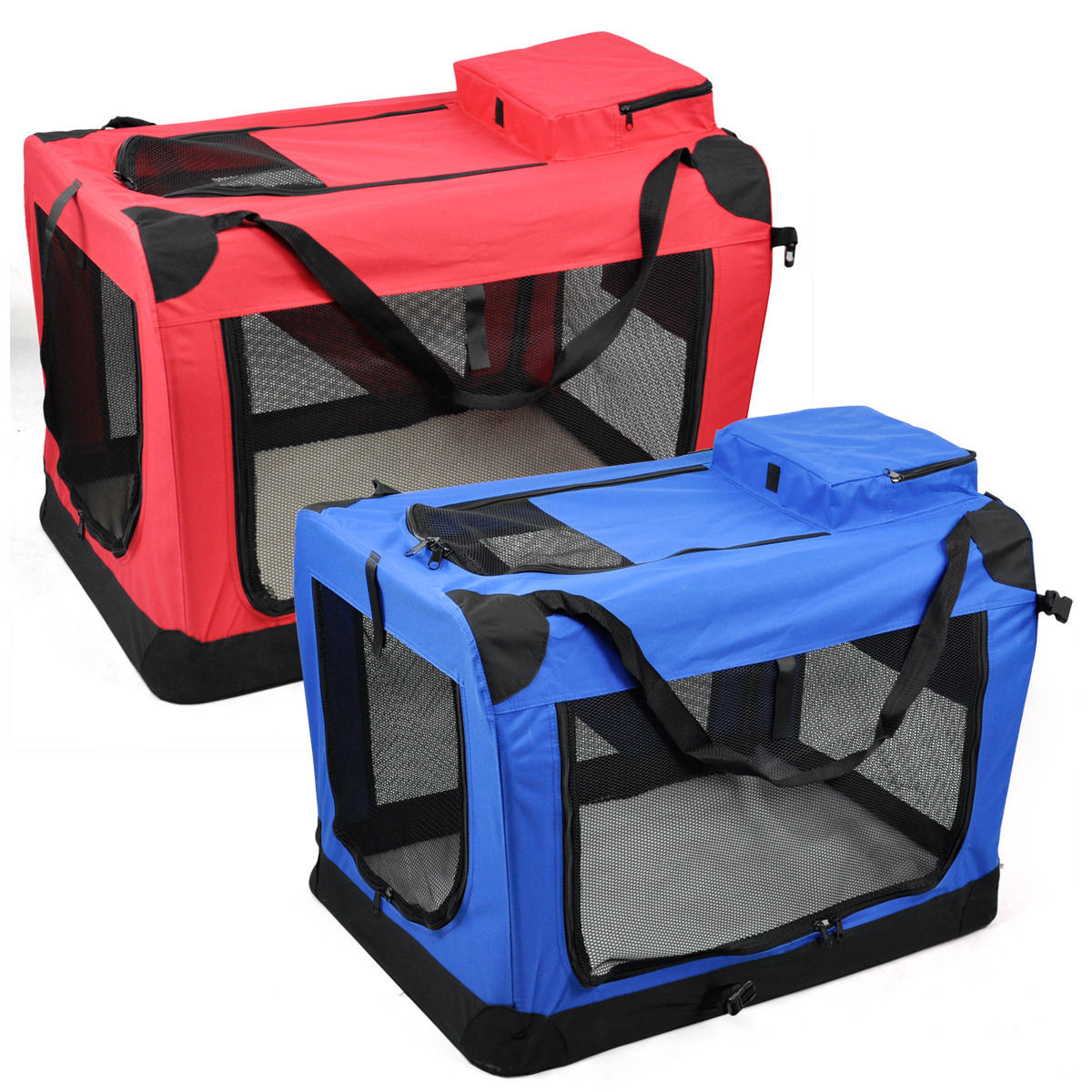 Luxury Airline Approved Soft Sided Portable Pet Carrier