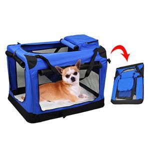 휴대용 연성 항공 애완 동물 여행 캐리어 가방
