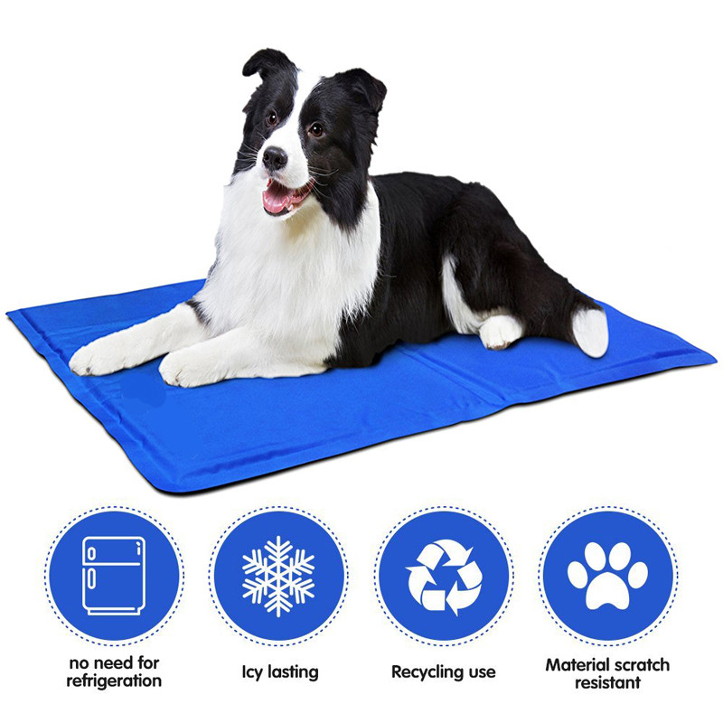 Re-usable Gel Dog Cooling Mat Pet Cool Mat
