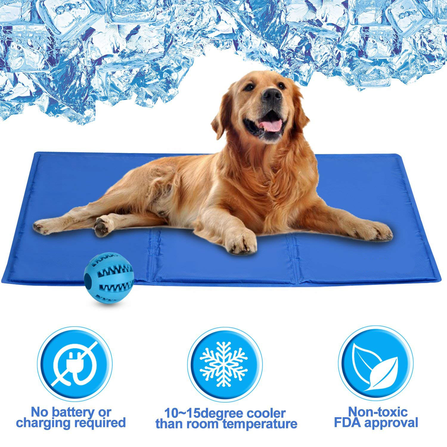 Pet Supplies Dog Cooling Pad Cooling Pad For Pet