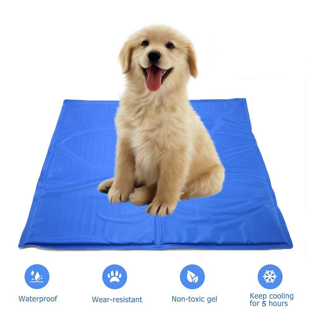 Non Toxic Pet Self Cooling Gel Pad Cooling Mat