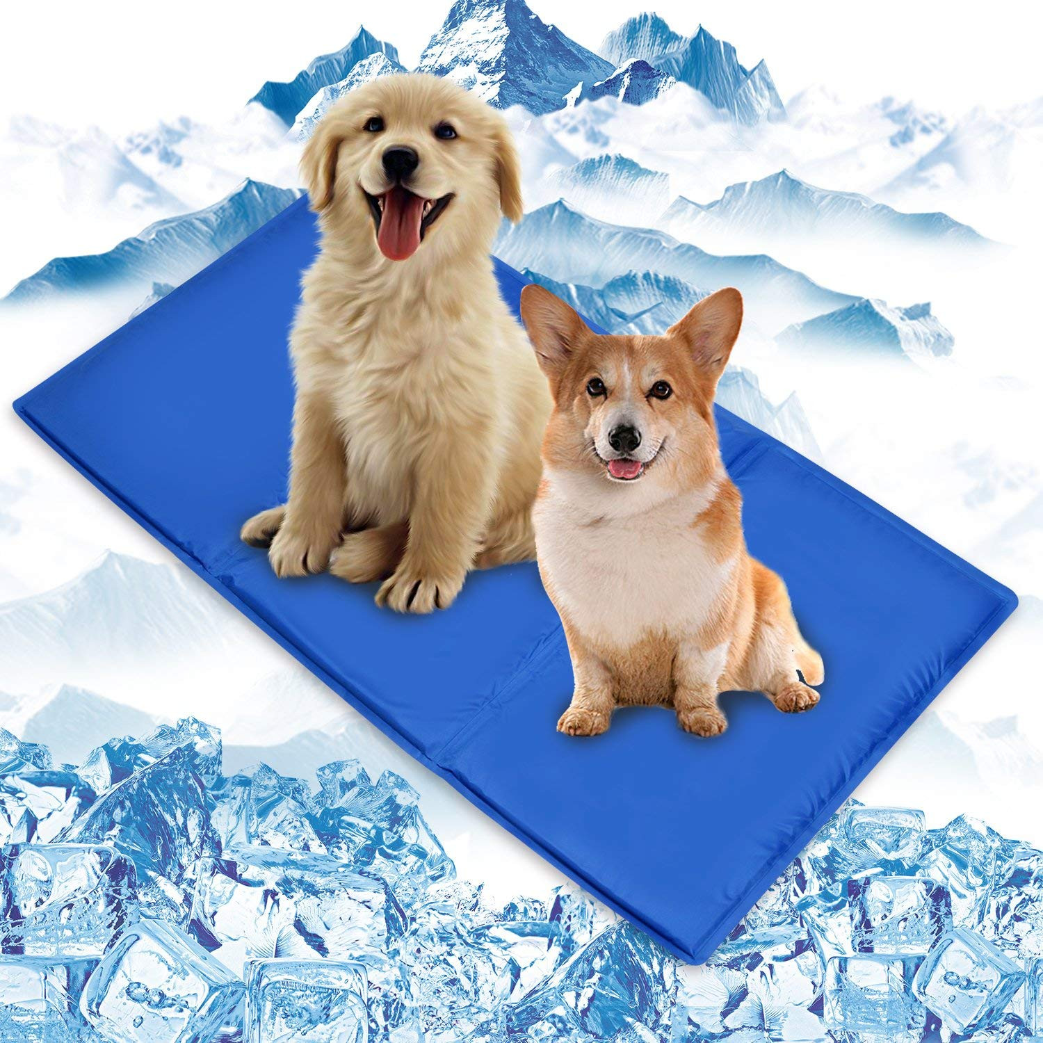 Factory Wholesale Pet Cooling Pad Cooling Gel Pad
