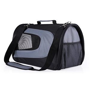 부드러운 휴대용 개 캐리어 애완 동물 여행 가방 애완 동물 캐리어 가방