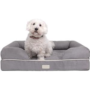 부드러운 따뜻한 고급 정형 개 침대 도매 공장