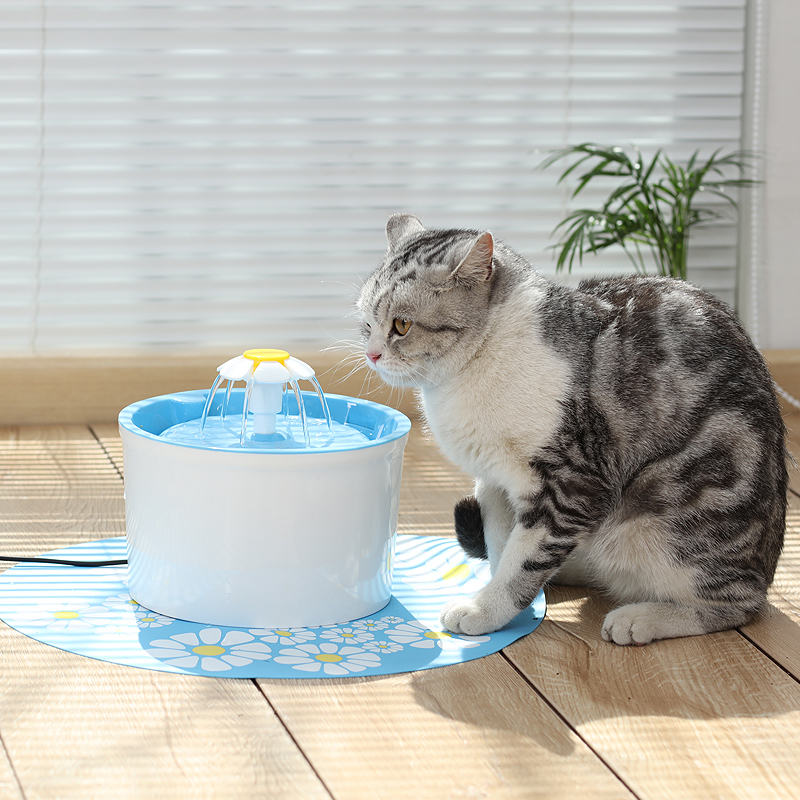 Automatic Drinking Water Bowl for Cat Pet Water Fountain Manufacturers, Automatic Drinking Water Bowl for Cat Pet Water Fountain Factory, Supply Automatic Drinking Water Bowl for Cat Pet Water Fountain
