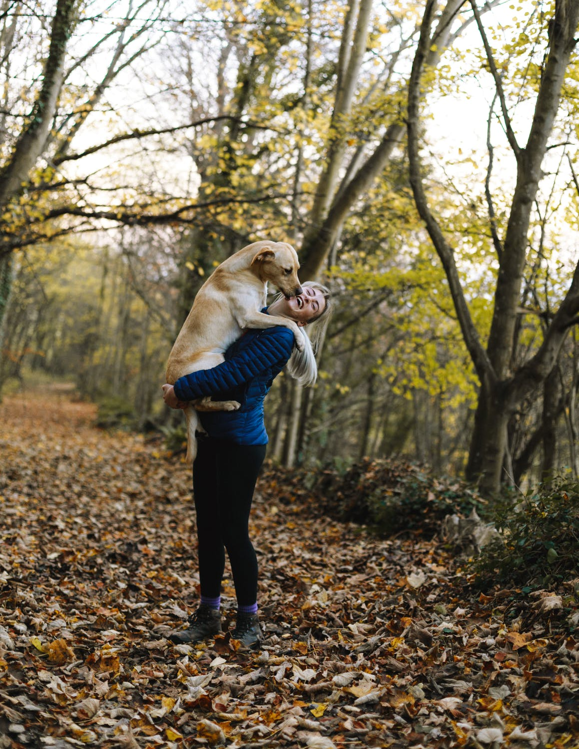 Good Physical Exercise For You & Your Dog