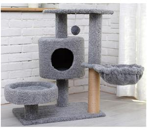Cat Tree Tower Furniture (Cat 트리 타워 가구)